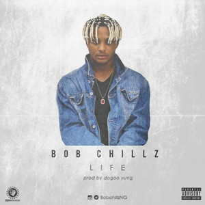 Cover Art for song Bob chillz - LIFE (prod.Dogoo yung)