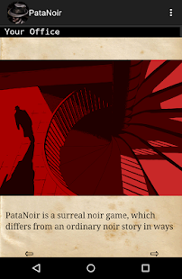 PataNoir- screenshot thumbnail