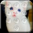 Kitty Cat Pin Lock Screen APK