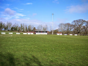 Photo: 17/03/07 - Ground photos taken at Brading Town FC (Wessex League) - contributed by Christine Morgan