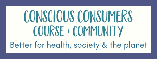 Conscious Consumers Course + Community