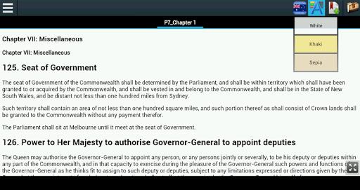 Constitution of Australia 1.0 app download 2