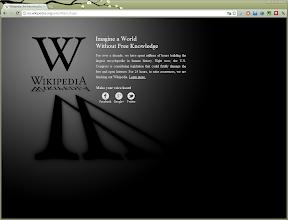 Photo: English-language wikipedia