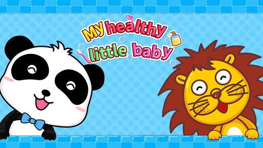 Healthy Little Baby Panda  screenshots 15