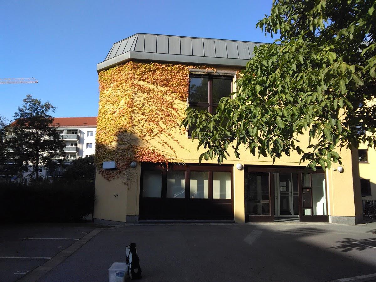Dresden, Geschäftsstelle der DiAG MAV