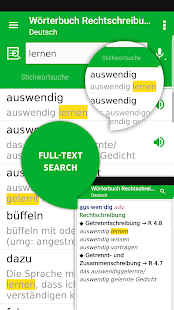 Dictionary German Spelling by PONS- screenshot thumbnail
