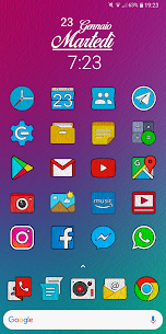 Painting – Icon Pack (MOD, Paid) v7.2 3