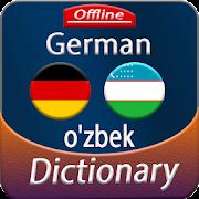 German to Uzbek offline Dictionary