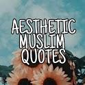 AESTHETIC MUSLIM QUOTES icon