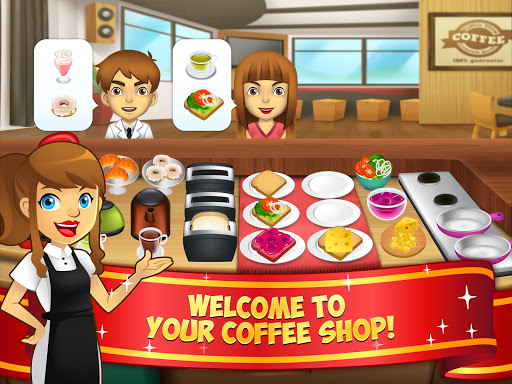 My Coffee Shop - Coffeehouse Management Game filehippodl screenshot 11