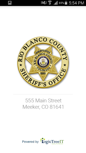 Rio Blanco County Sheriff