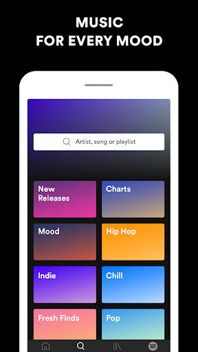 Spotify: Listen to new music, podcasts, and songs 8.5.72.800 Screenshots 8