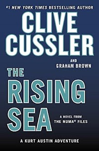 Release Date -  3/13  An alarming rise in the world's sea levels--much larger than could be accounted for by glacier melt--sends Kurt Austin, Joe Zavala, and the rest of the NUMA scientific team rocketing around the globe in search of answers. What they find at the bottom of the East China Sea, however, is even worse than they imagined: a diabolical plan to upset the Pacific balance of power--and in the process displace as many as a billion people. A rare alloy unlike anything else on earth, a pair of 500-year-old Japanese talismans, an assassin so violent even the Yakuza has disowned him, an audacious technological breakthrough that will become a very personal nightmare for Kurt Austin - from the shark-filled waters of Asia to the high-tech streets of Tokyo to a forbidden secret island, the NUMA team must risk everything to head off the coming catastrophe.