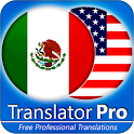 Mexican - English Translator ( Text to Speech ) icon
