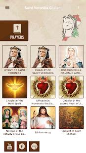 Saint Veronica Giuliani - náhled
