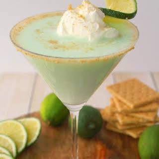 Key Lime Pie Cocktail.