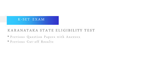 K-SET Exam Preparation App - Apps on Google Play