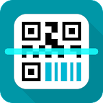 QR & Barcode Scanner (Pro) Icon