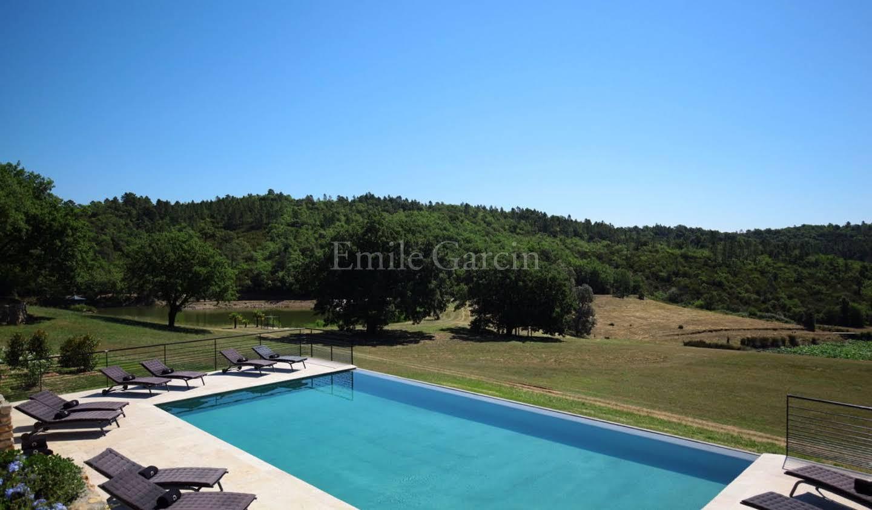Propriété avec piscine Callas