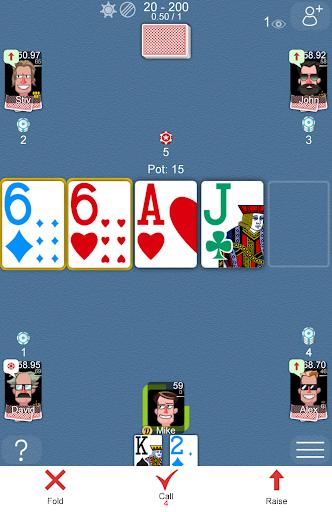 玩免費紙牌APP|下載Poker Online app不用錢|硬是要APP