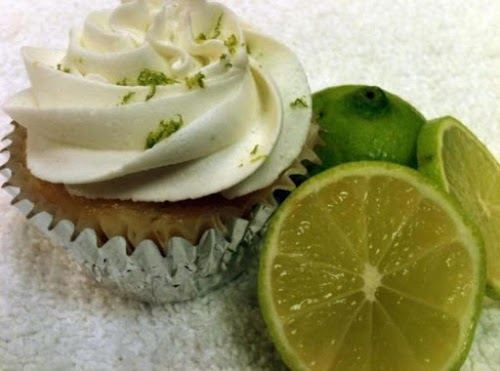 """Margarita Cupcakes """"Have now made this recipe three times and each time..."""