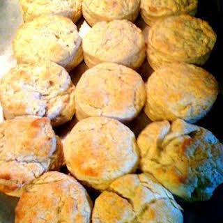 Homemade Biscuit Mix.
