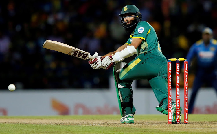 Hashim Amla.File photo