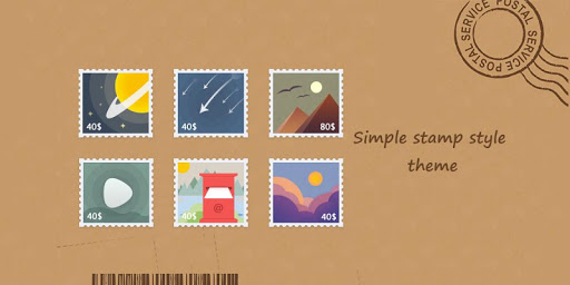 Stamp Style-Solo Theme