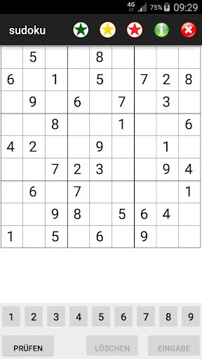 sudoku. 1.0 screenshots 1