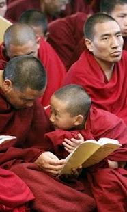 Buddhist Monasticism Wallpaper - náhled