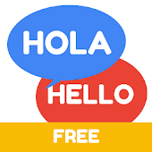 Hello Hola - Learn as you type