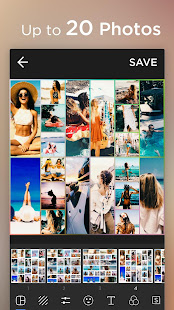 App Pic Collage Maker - Photo Editor & Heart Collage APK for Windows Phone