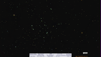 Photo: Simple CCD LRGB fun on M34 from back in Oct