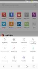 Phoenix Browser old screenshot thumbnail