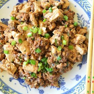 Ma Po Tofu Black Bean Sauce Recipes