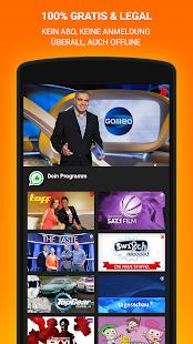 dailyme TV, Serien & Fernsehen- screenshot thumbnail