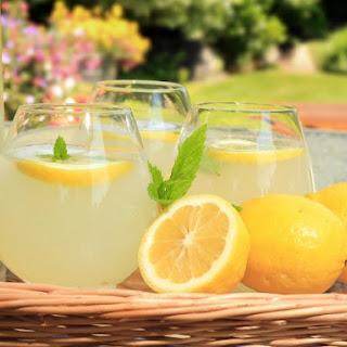 Helen's Lemonade Syrup.