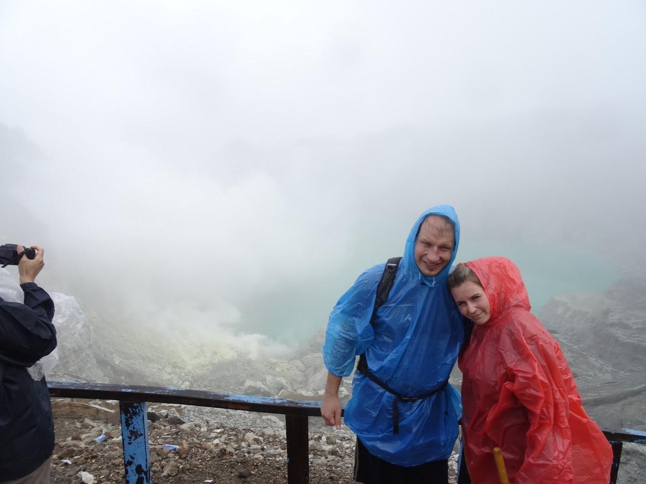 Jezero Ijen