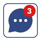 Quick Messenger - Lite Messenger icon