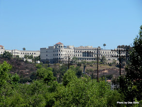 Photo: (Year 3) Day 32 - University of San Diego, Up on a Hill