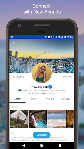 Travello - Your Social Travel Companion screenshot