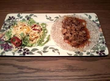 Easy Crockpot Pork Tacos