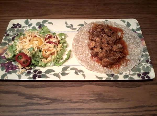 Easy Crockpot Pork Tacos