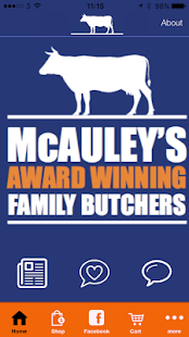 McAuleys Family Butchers - náhled
