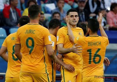Qualifications Mondial 2022 : l'Australie sans problème contre la Chine, Oman surprend le Japon