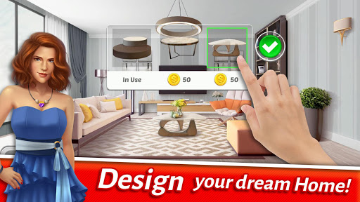Home Designer - Match + Blast to Design a Makeover screenshots 10