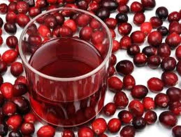 Diy Cranberry Juice From  Fresh Cranberries