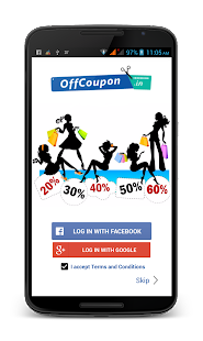 Offcoupon India- screenshot thumbnail