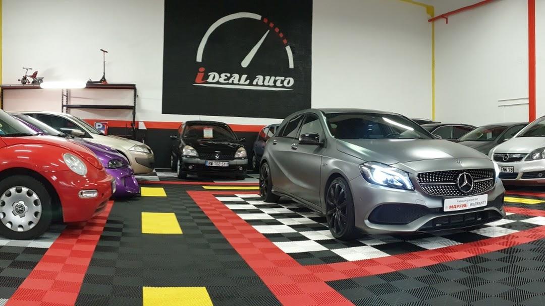 Ideal Auto Achat Et Vente De Vehicules D Occasion