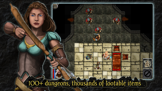 Heroes of Steel RPG Screenshot 14